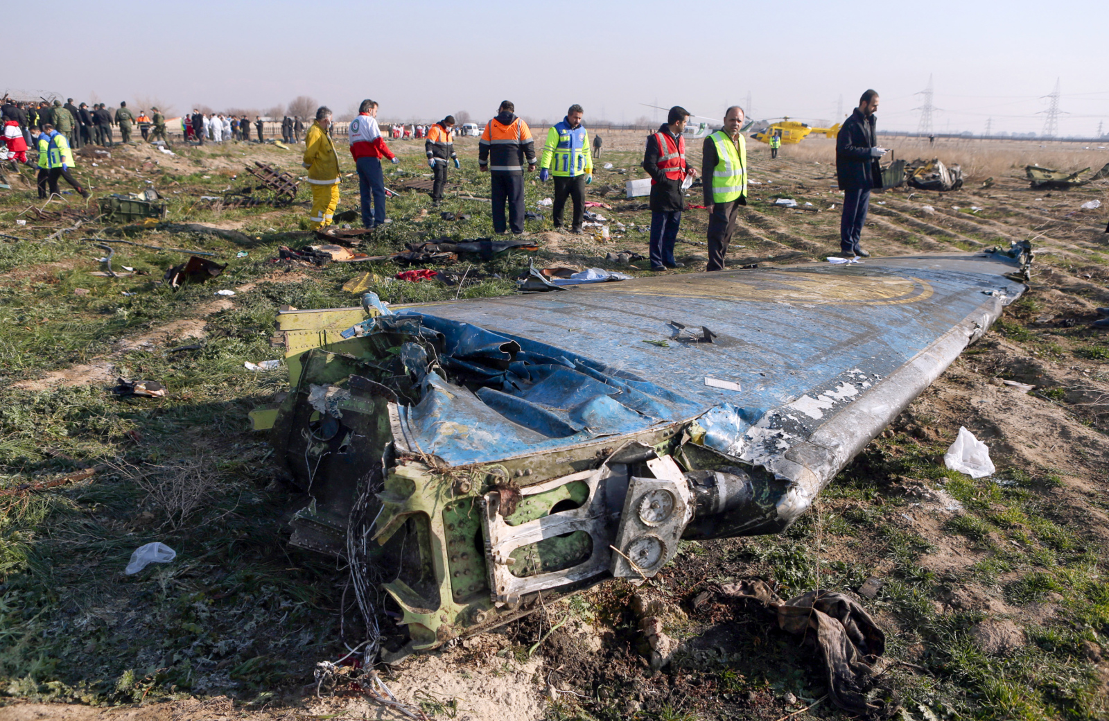 Iranul recunoaste doborarea avionului ucrainean. Victime si reactii internationale