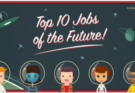 10 Cele mai bune locuri de munca ale viitorului