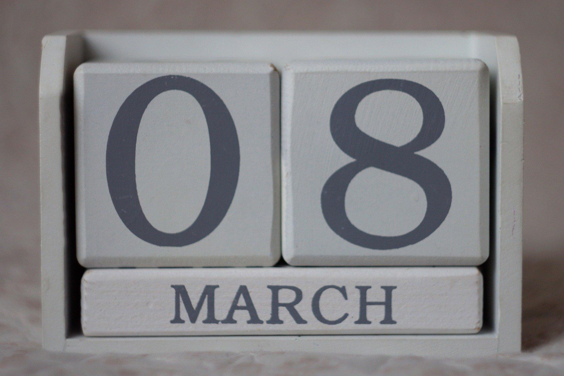 Urari frumoase de 8 Martie