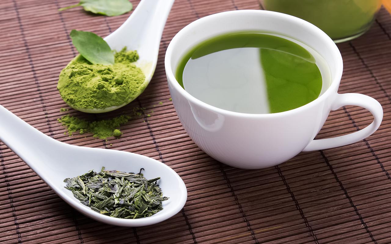 Ceaiul verde poate preveni un virus- Beneficiile ceaiului verde