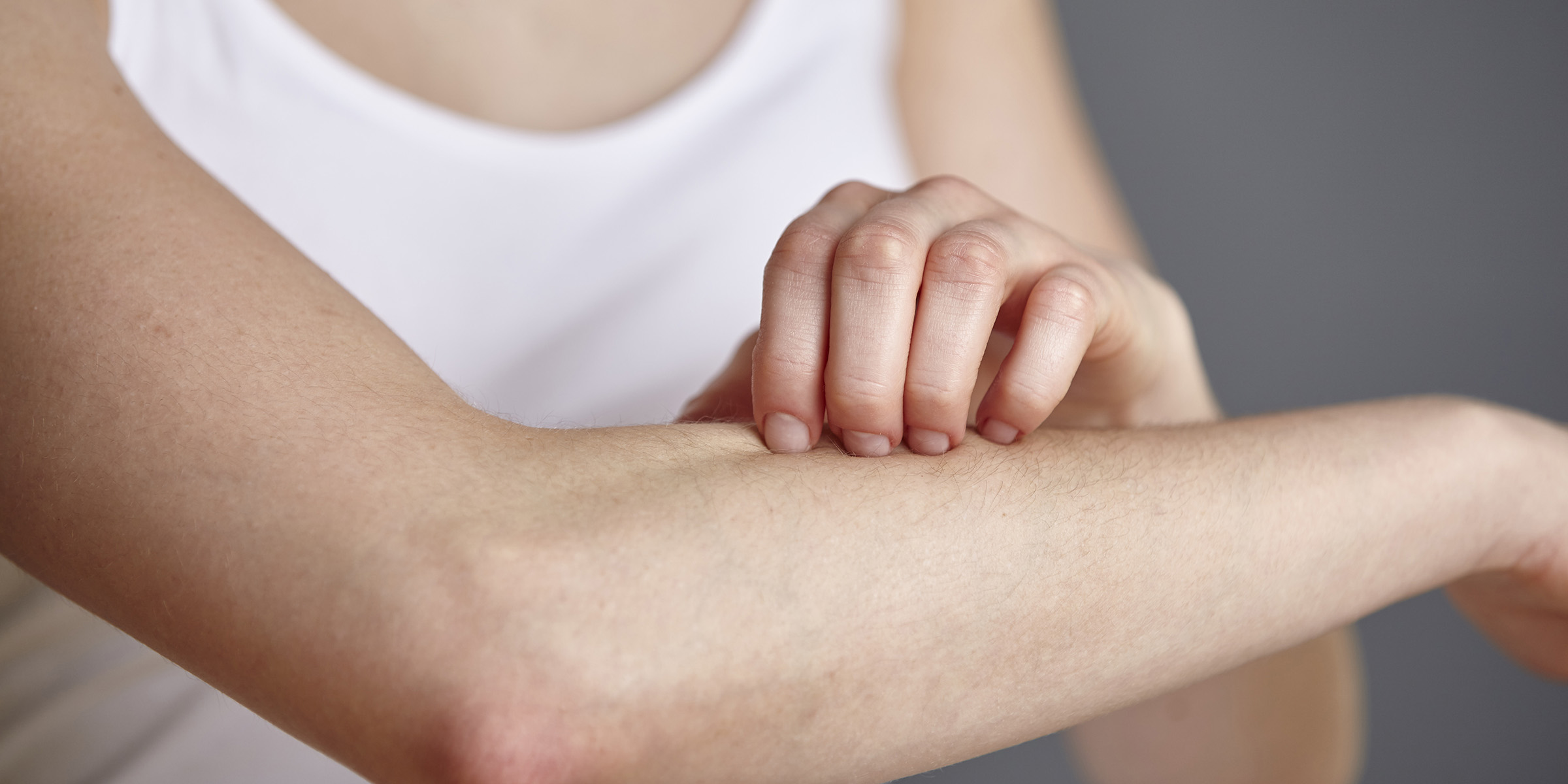 Parti ale corpului care pot fi afectate de o alergie