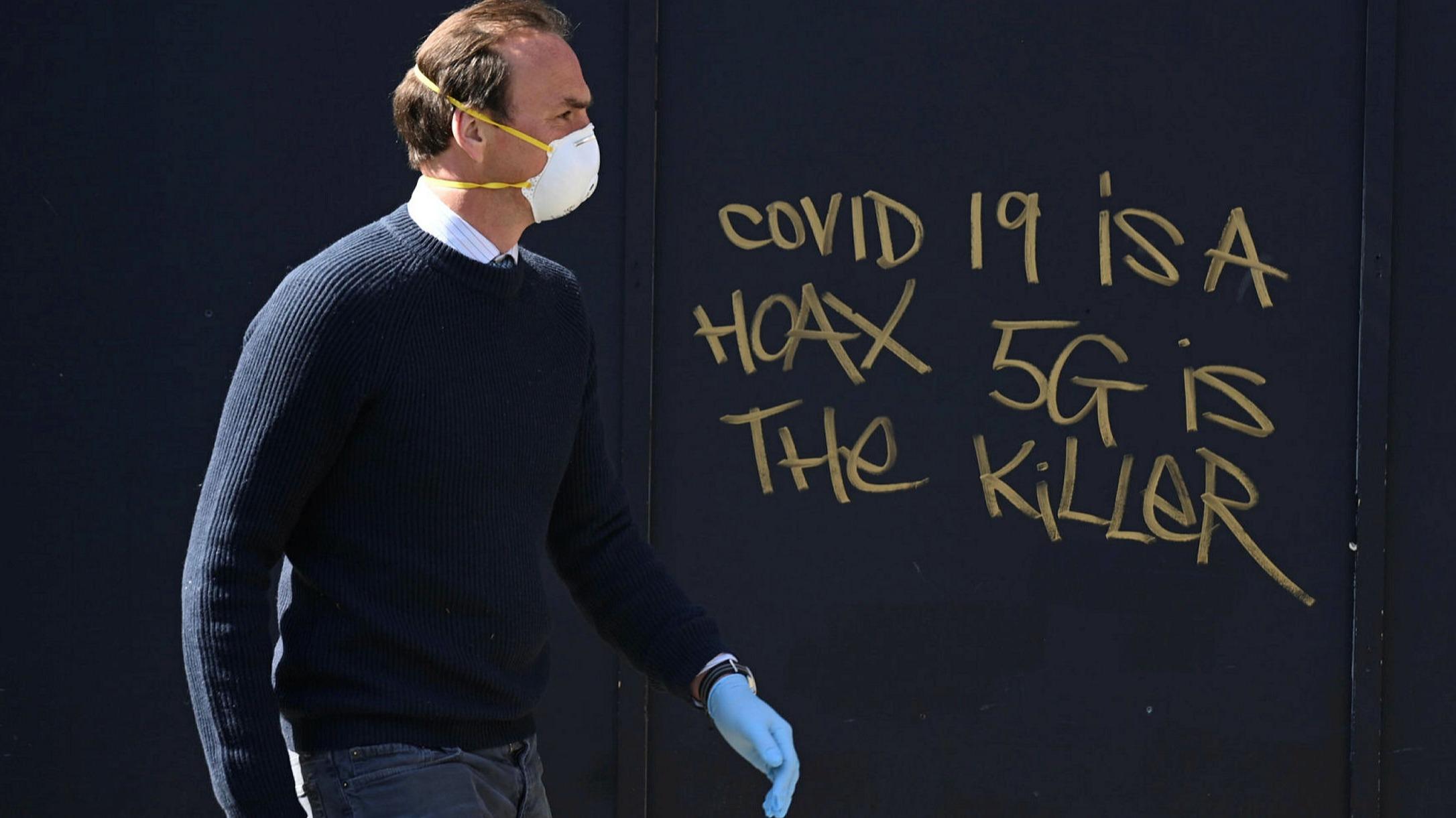 Modul in care teoria conspiratiei coronavirusului 5G a ajuns de la nimic la ceea ce este acum