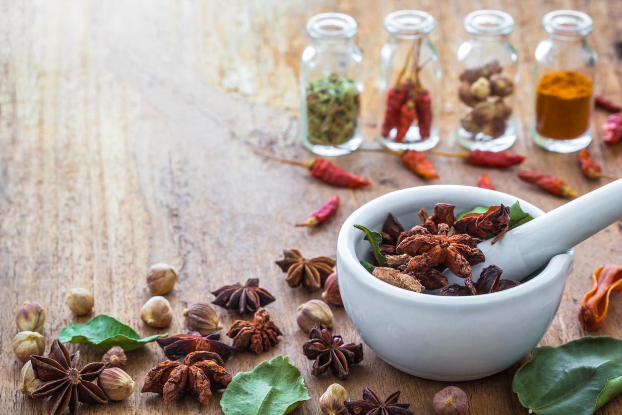 Ierburi comune si mirodenii in bucataria chinezeasca