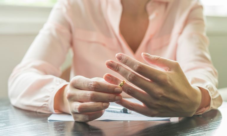 Cum sa faci fata unei despartiri sau unui divort