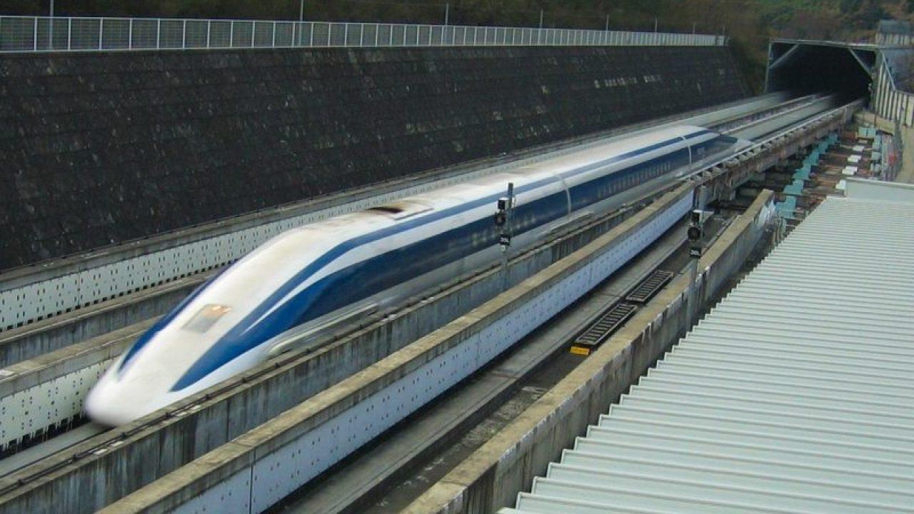 Top 7 cele mai rapide trenuri din lume