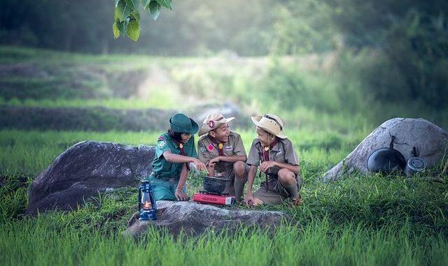 Tabara de vara – tot ce are nevoie copilul tau