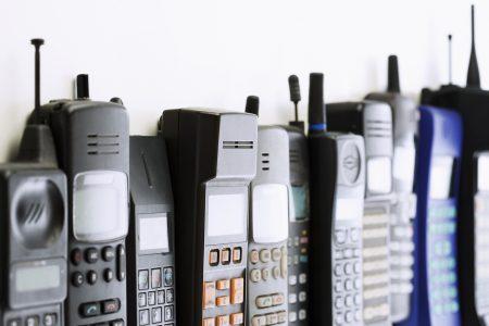 Istoria huselor de telefon mobil
