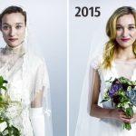 Istoria rochiilor de mireasa in ultimii 100 de ani