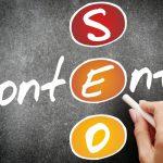 Lucruri importante de stiut despre continutul SEO